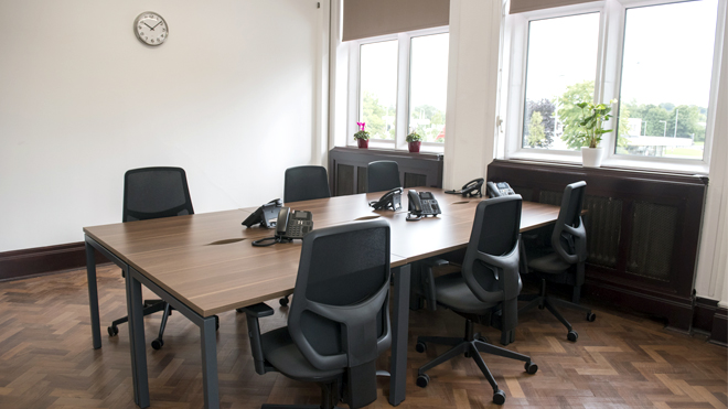 Serviced offices Preston
